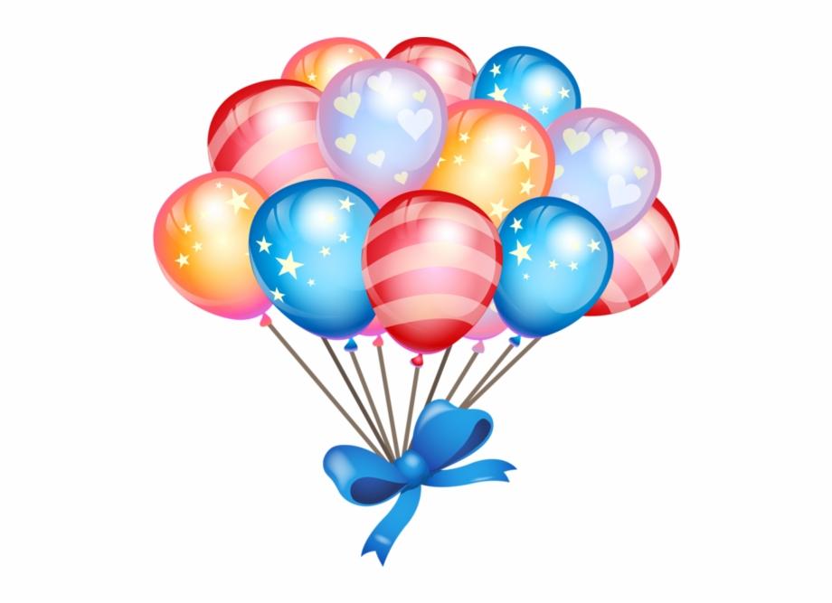 Ballon Danniversaire Png
