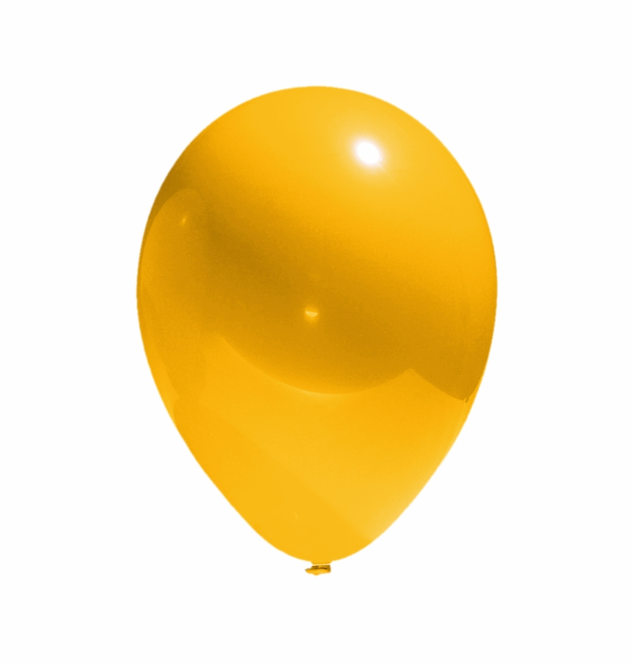 Ballons Clipart Gold Balloon