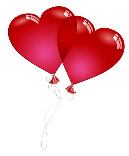 Free valentine balloon.