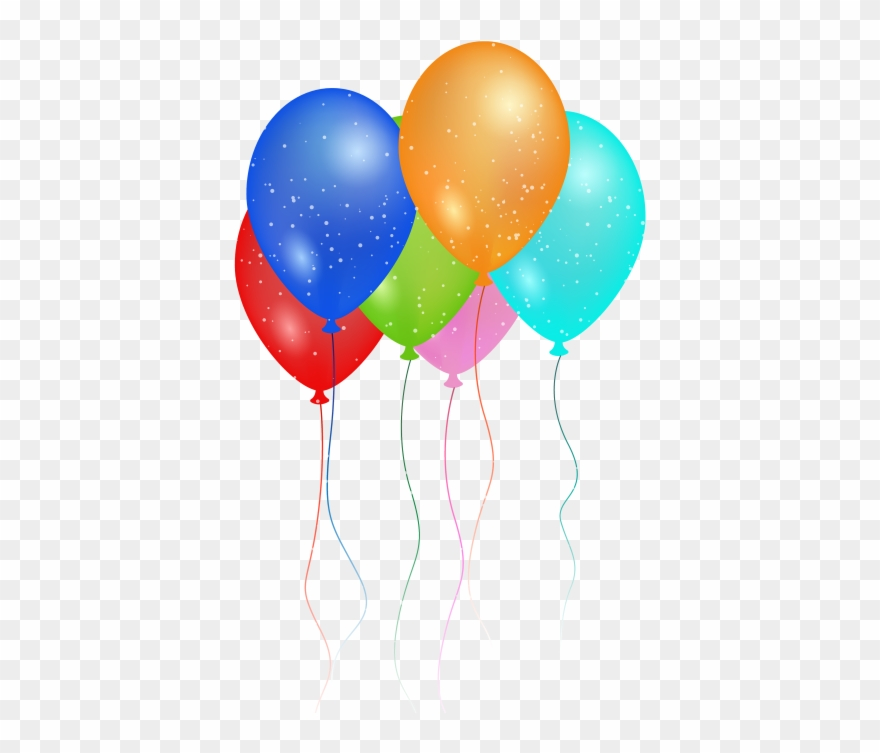 Birthday party balloon.