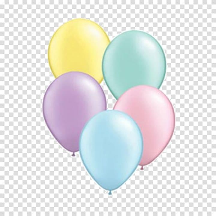Balloon Pastel Children