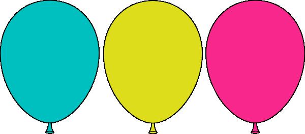 Balloon clipart printable, Balloon printable Transparent