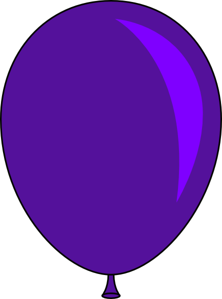 Free Purple Balloons Cliparts, Download Free Clip Art, Free