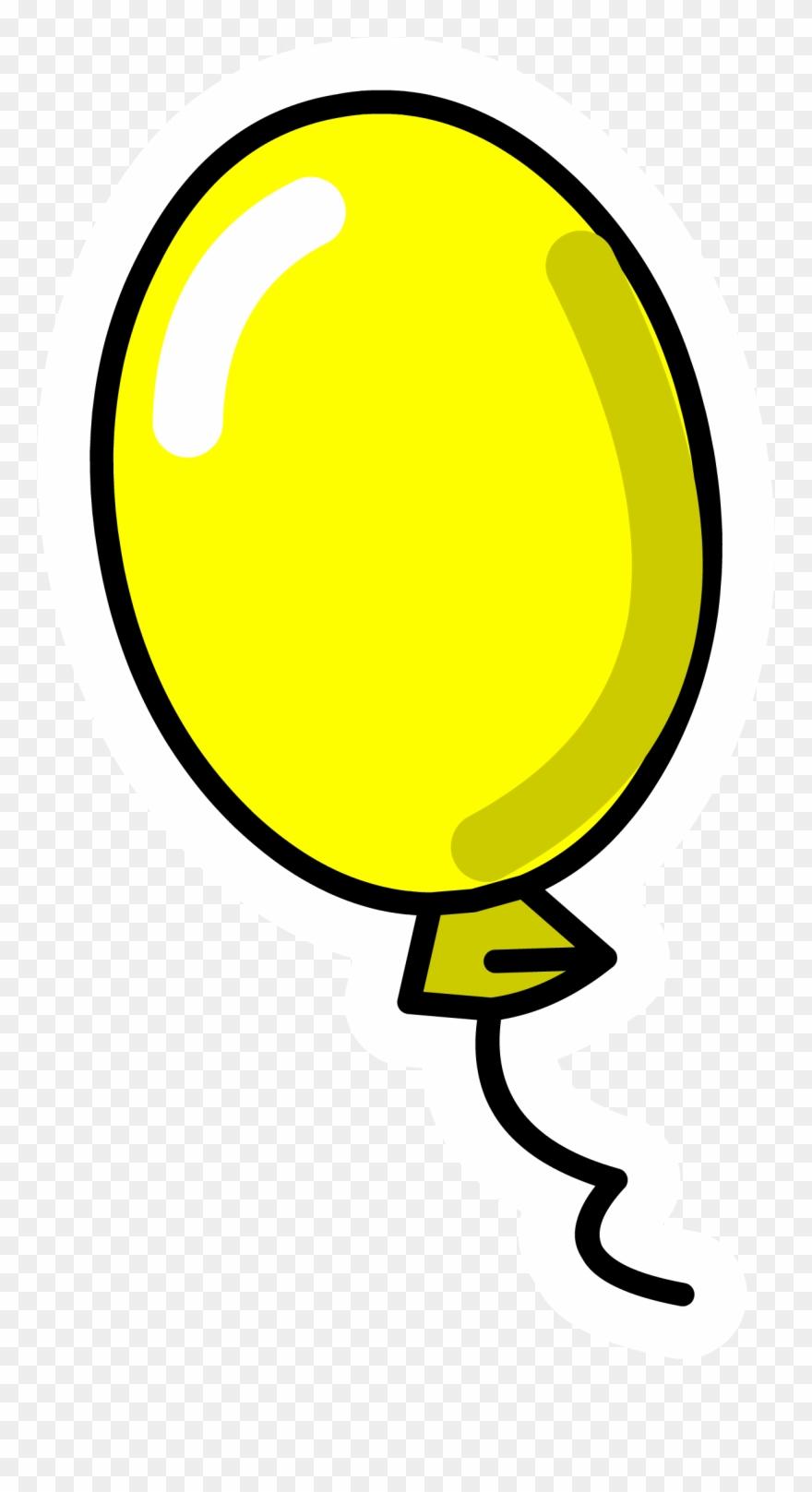 Image Balloon Club Penguin