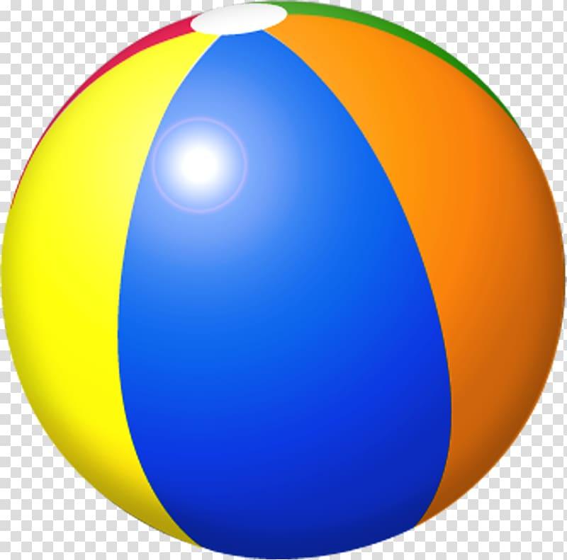 Beach ball , ball transparent background PNG clipart