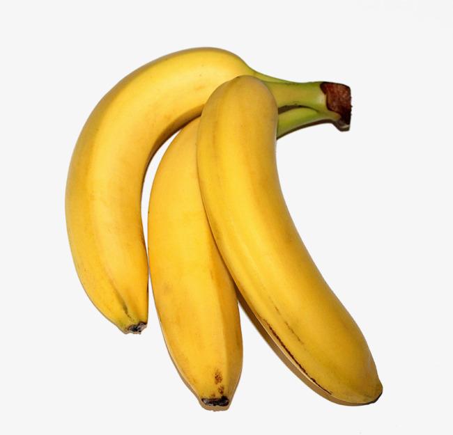 Banana clipart three.