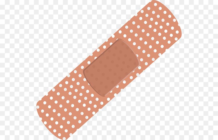 Bandaid bandage first.