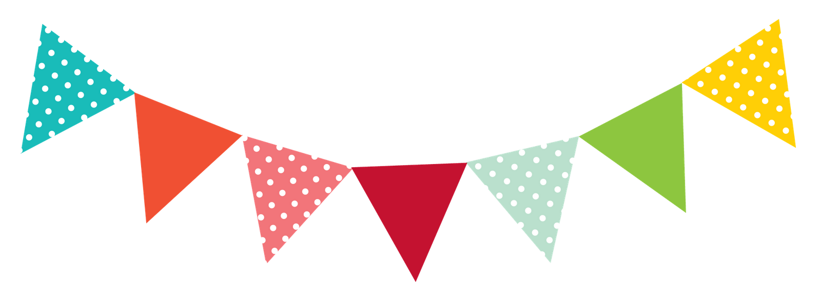 flag clipart party