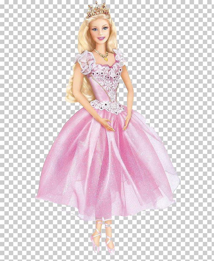 Barbie princess charm.