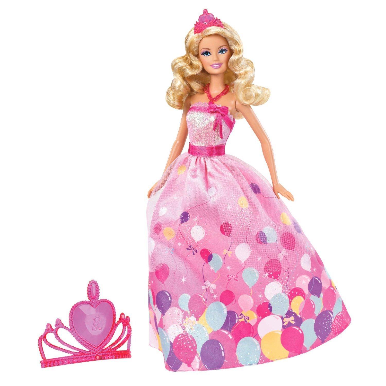 Free barbie doll.