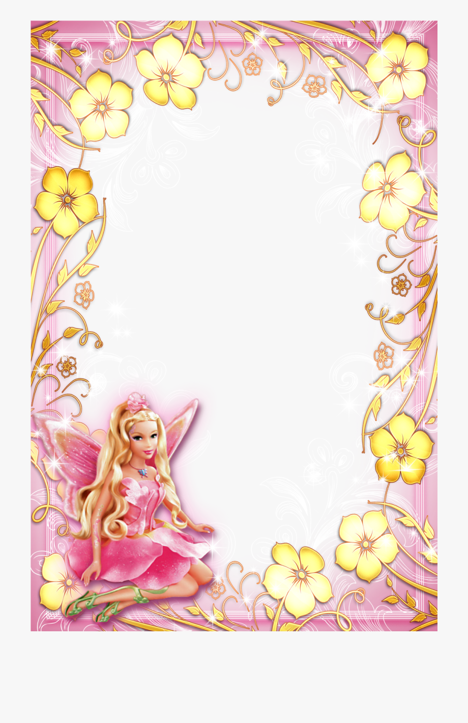 Barbie frames wallpapers.