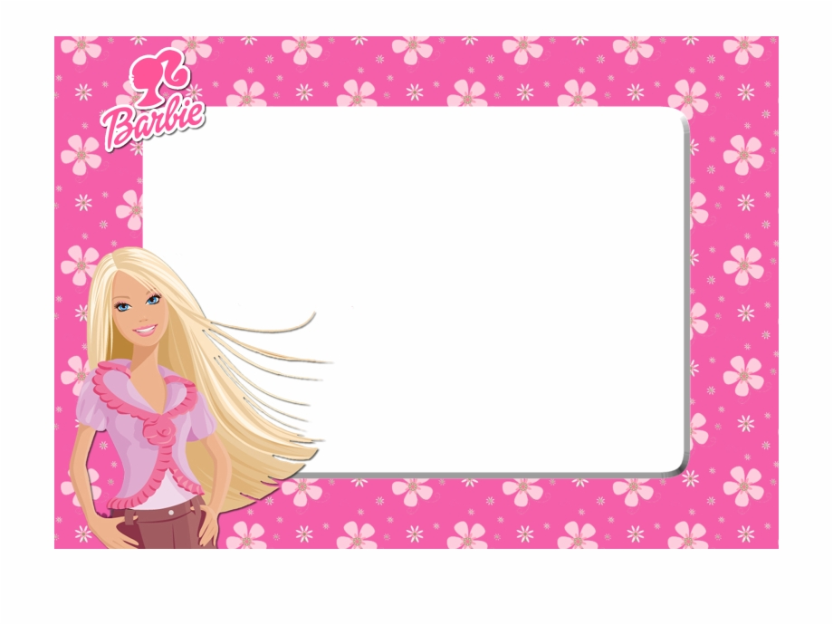 Barbie pink png.