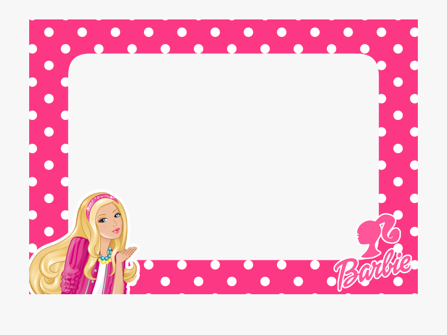 Barbie frame
