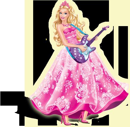 Barbie png images.