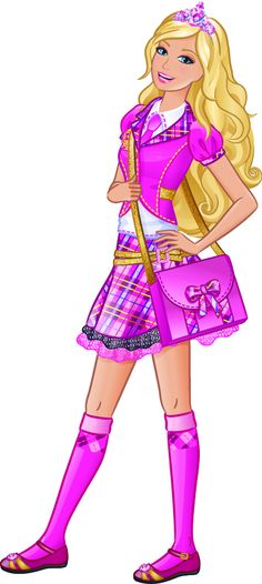 barbie clipart fashion