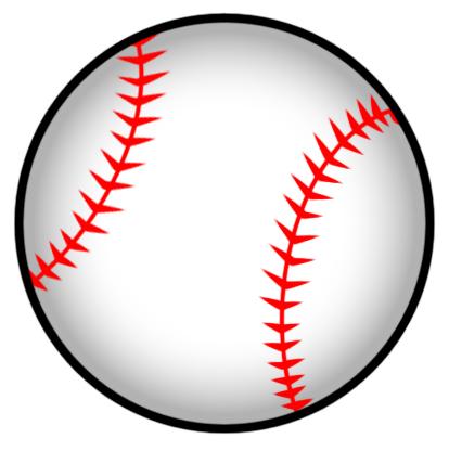 baseball clipart youth