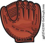 Baseball glove clip.
