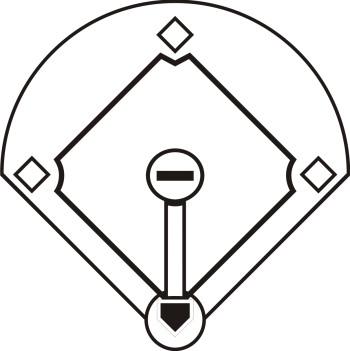 Free Baseball Diamond Clipart, Download Free Clip Art, Free