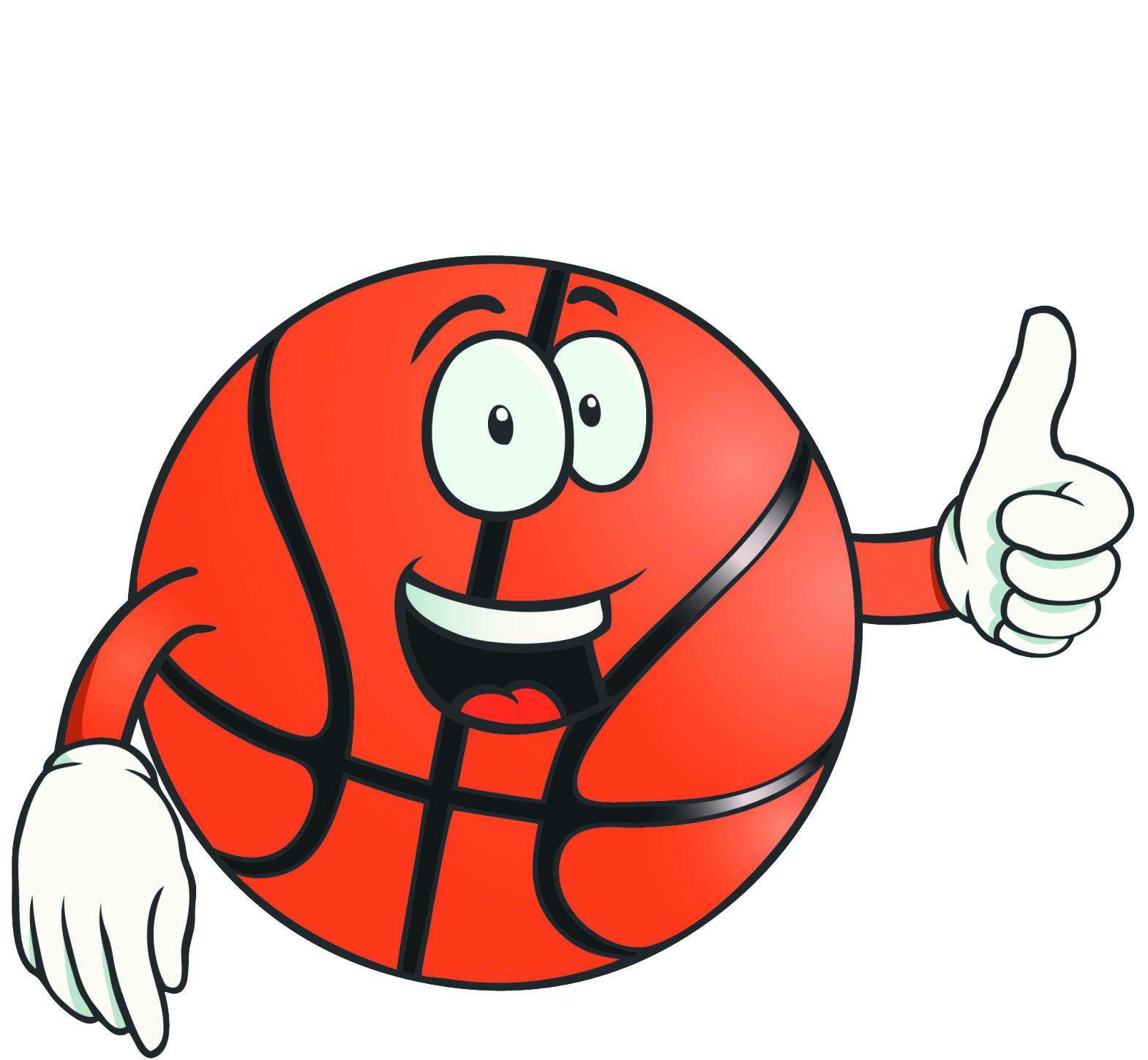 Free basketball face.