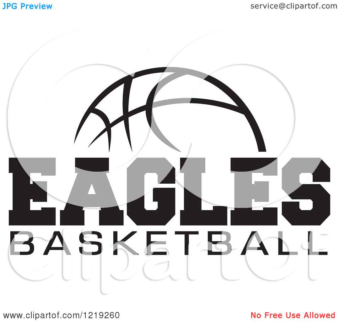 Basketball laces graphic.