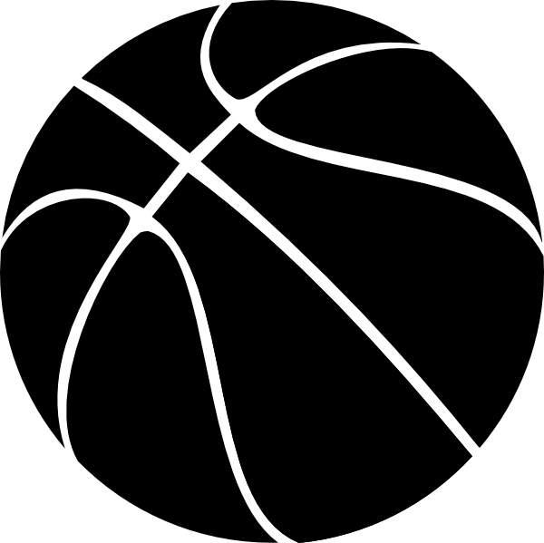 Free white basketball.