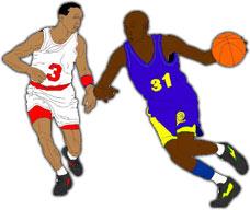 Free animated basketball.