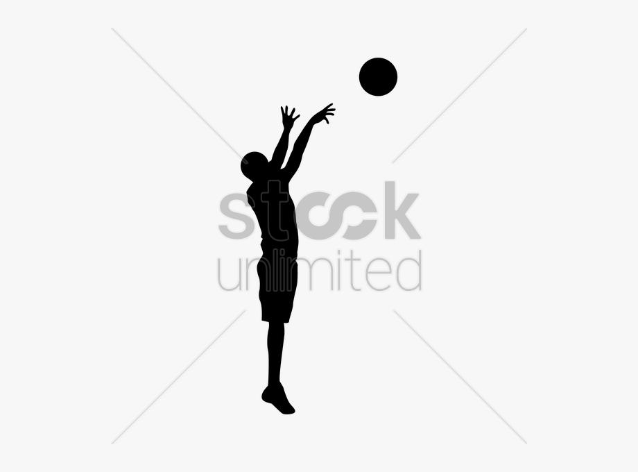 Basketball clipart shooting.