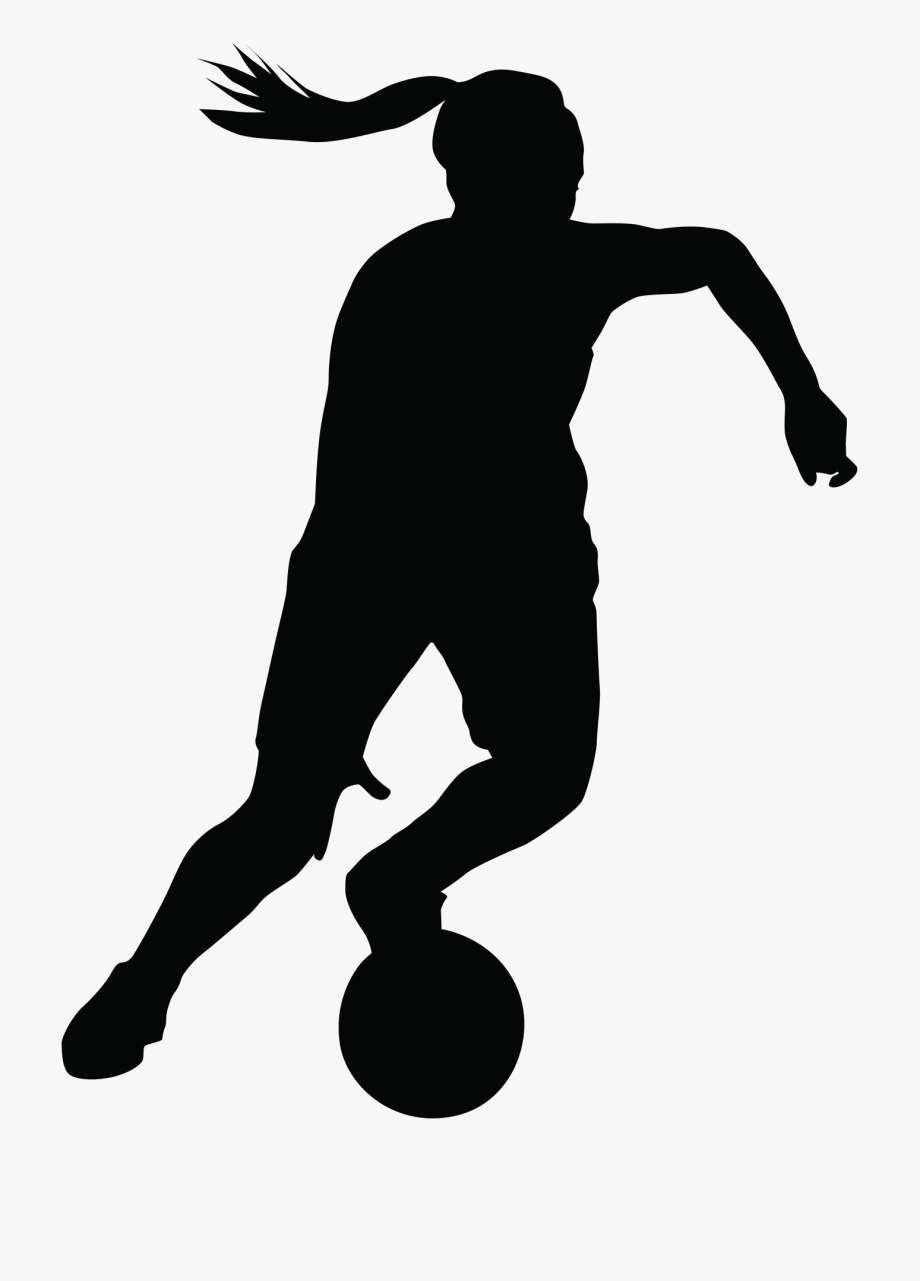 Clip Art Girls Player Picture Royalty
