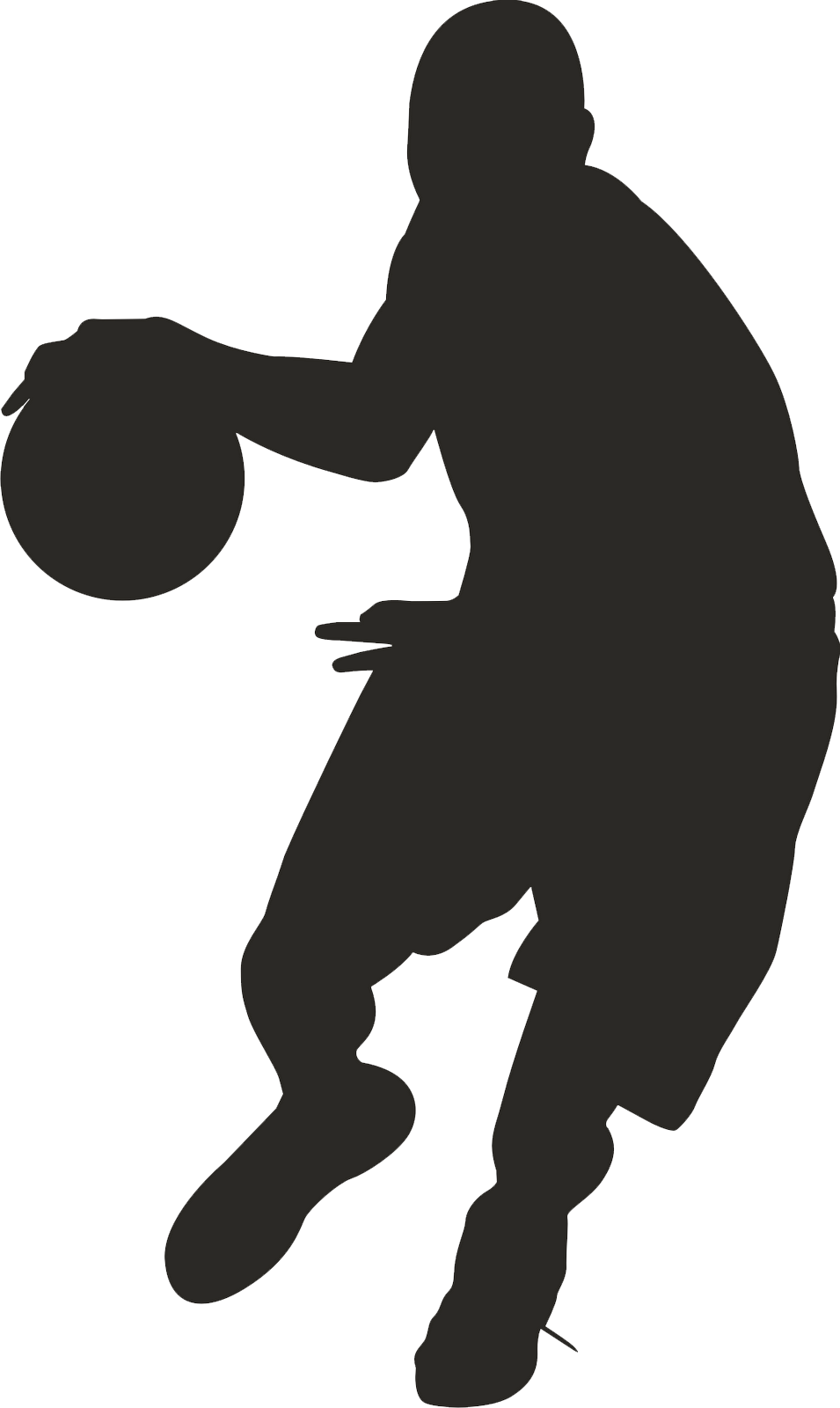 Basketball player clipart png transparent image