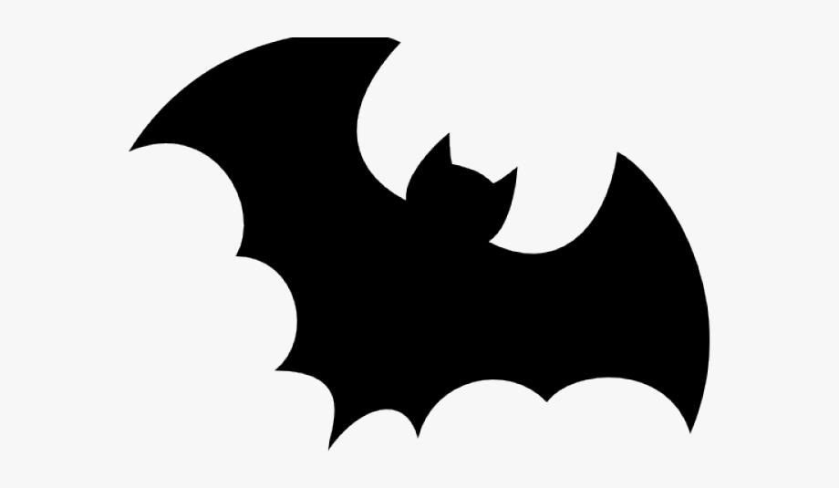 Bat clipart clear.