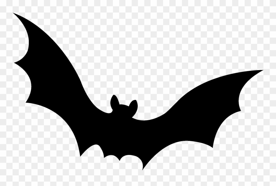 Free bat stencil.