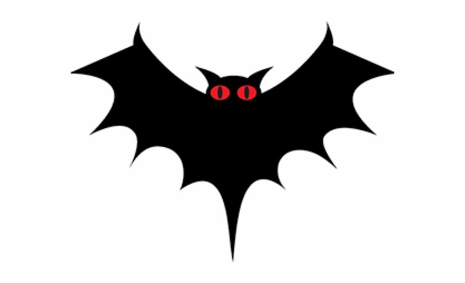 Spooky bats transparent.