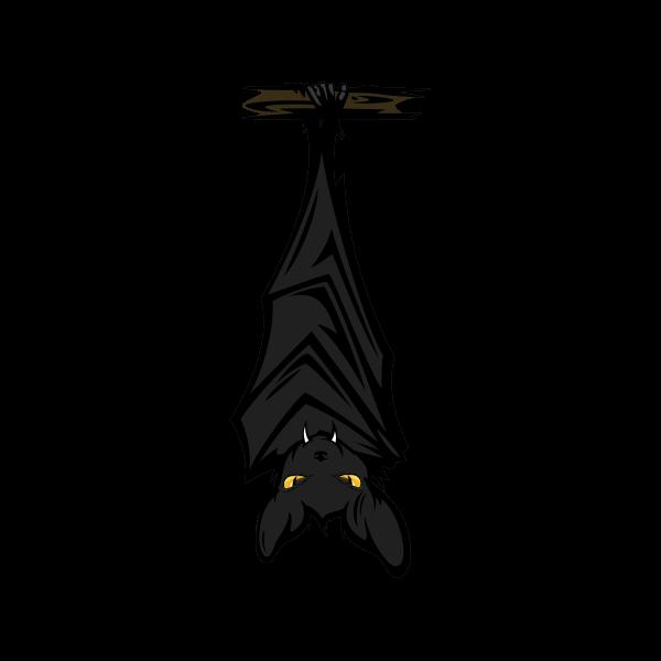 Printed vinyl bat.