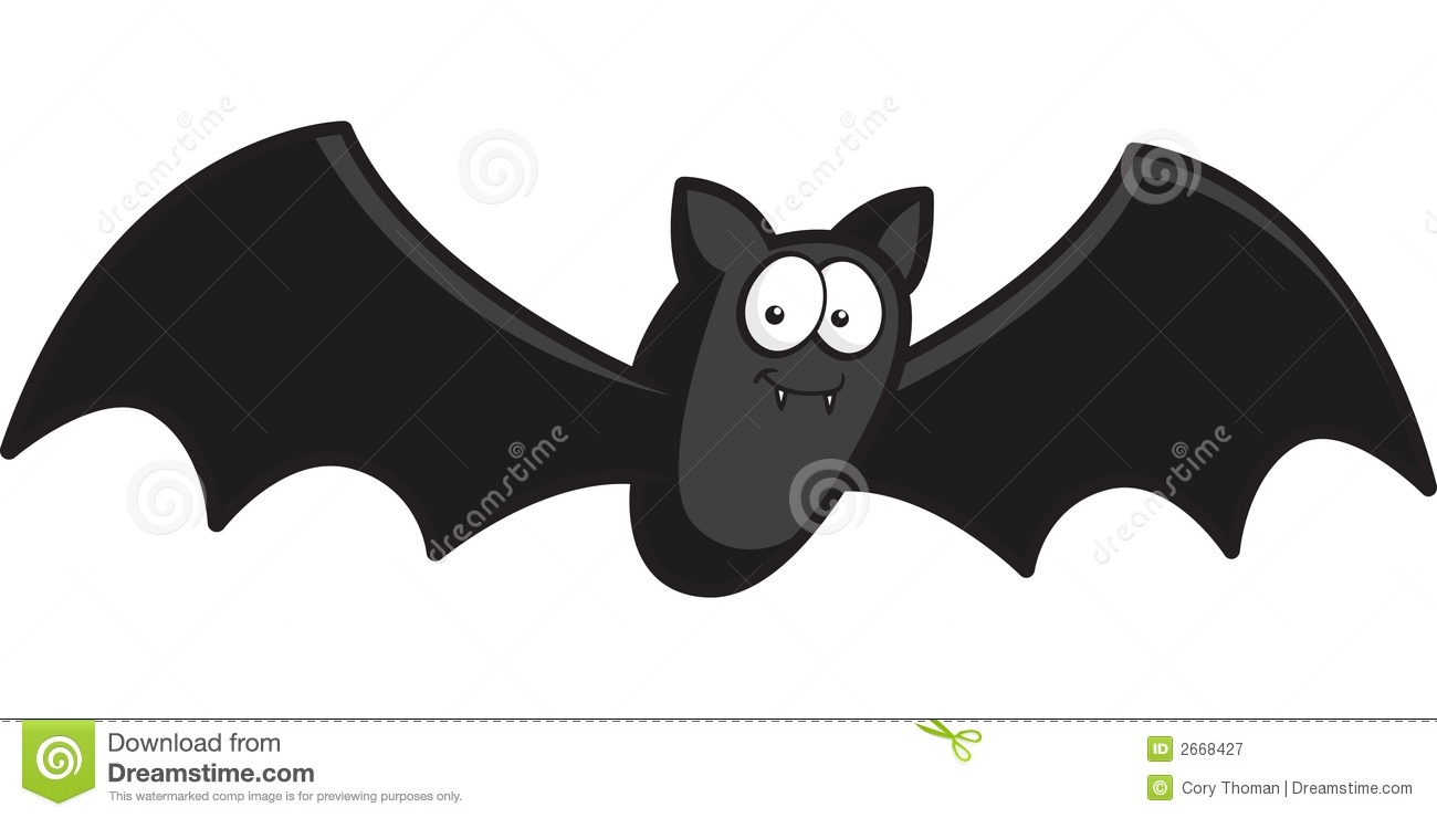 Vampire bat clipart.