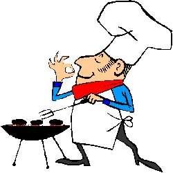 Free grill man.
