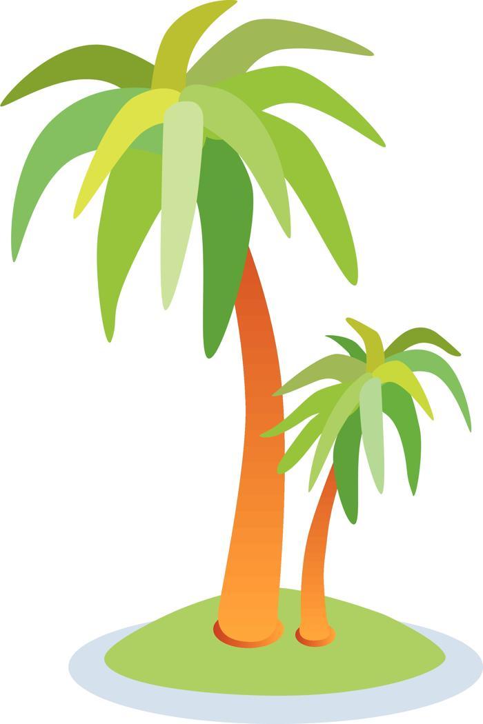 Free palm tree.