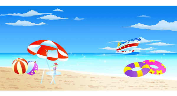 beach clipart seaside