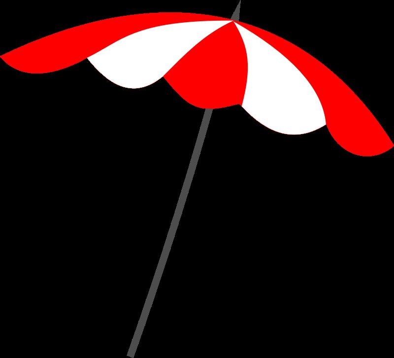 For beach umbrella.