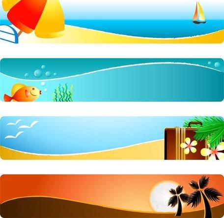 Free beach clipart.