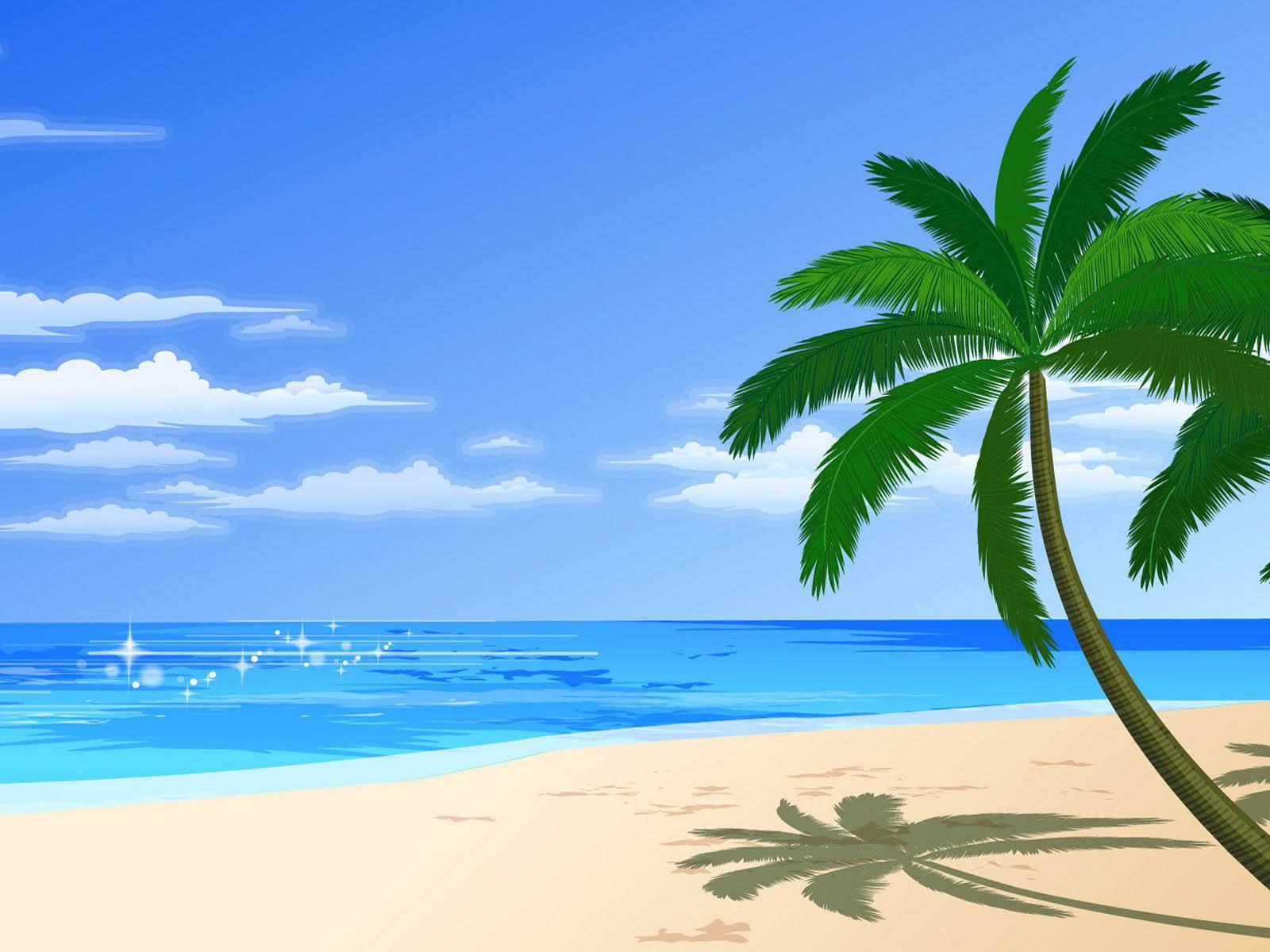 Free water beach.