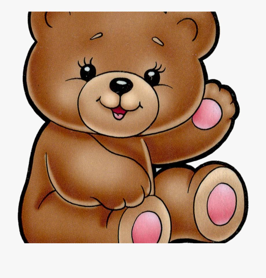 Teddy bear clip.