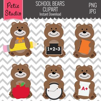 Brown bear school.