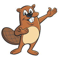 beaver clipart eager