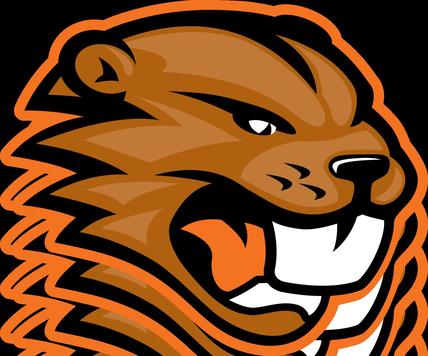 Beaver clipart mascot.