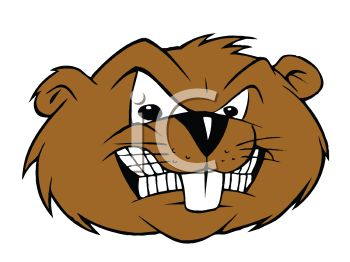 Free Beaver Mascot Cliparts, Download Free Clip Art, Free