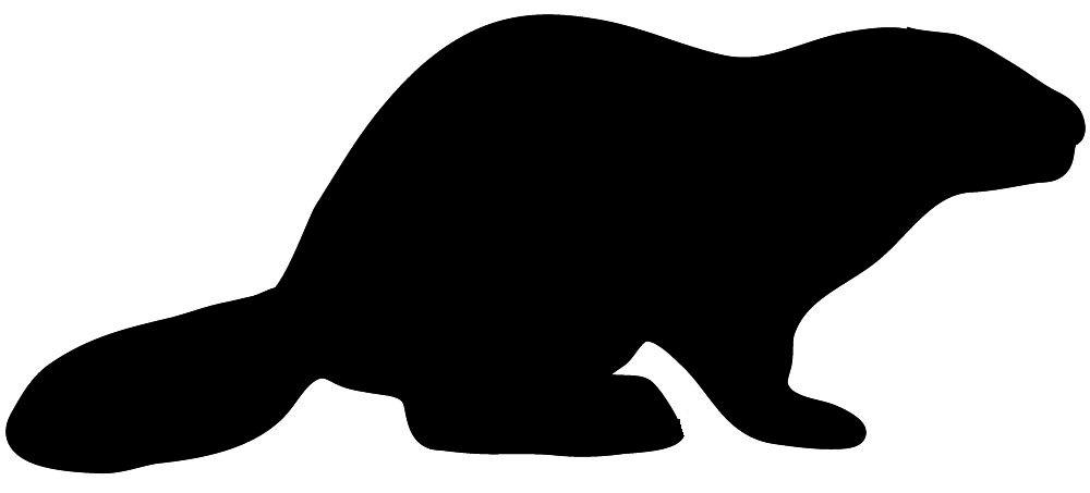 Printable animal silhouettes.