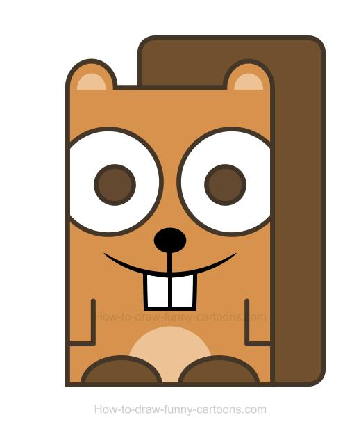 Beaver clipart.