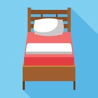 Furniture Furnitures Interior Drawn Outline Outlines Bed
