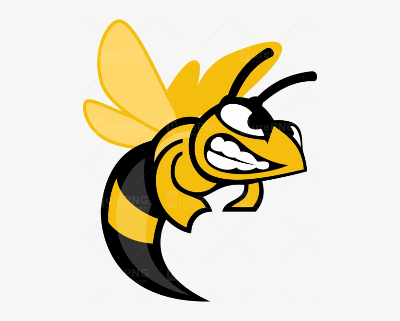 Bee clipart angry. Bee clipart angry. Hornet cartoon png