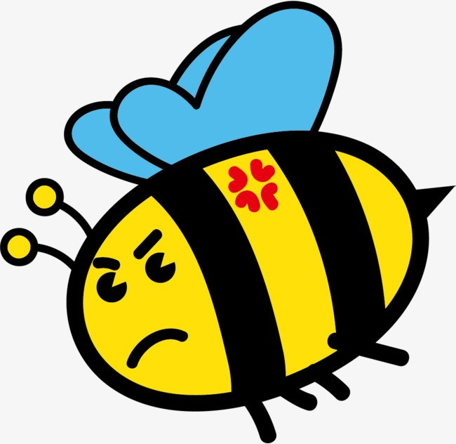 Bee clipart angry. Portal